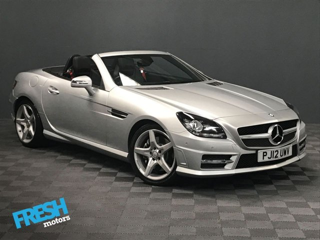 View our MERCEDES-BENZ SLK