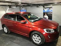 USED 2015 15 VOLVO XC60 2.0 D4 SE 5d 187 BHP Only £30 a year road tax  :  Bluetooth  : DAB Radio    :    Part leather upholstery    :    Heated front seats    :    Heated front screen    : Remotely operated tailgate  :  Rear parking sensors  :  Fully stamped Volvo service history