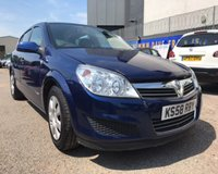 2009 VAUXHALL ASTRA LIFE A/C £2499.00