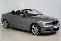 2011 BMW 1 SERIES 2.0 118D M SPORT 2d AUTO 141 BHP £8950.00