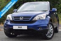 2011 HONDA CR-V 2.2 I-DTEC ES 5d 148 BHP £6790.00
