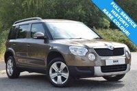 2011 SKODA YETI 2.0 SE TDI CR 5d 109 BHP £6490.00