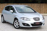 2010 SEAT LEON 1.6 CR TDI ECOMOTIVE SE 5d 103 BHP £4795.00