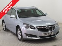 USED 2015 15 VAUXHALL INSIGNIA 2.0 SRI NAV CDTI ECOFLEX S/S 5d 138 BHP 1 Owner, Date of registration is 16th June 2015, Full Service History, serviced in June 2016 at 5,801 miles, June 2017 at 10,592 miles, July 2018 at 21,147 miles. MOT until July 2019. Sat Nav, Front and Rear Parking Sensors, Privacy Glass, Bluetooth, Air Conditioning, Multi Functional Leather Steering Wheel, 2 Keys. Free RAC warranty and Free RAC Breakdown Cover. Nationwide Delivery Available. Finance Available at 9.9% APR.