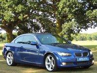 2007 BMW 3 SERIES 3.0 335I SE 2d AUTO 302 BHP £7999.00