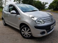 USED 2011 11 NISSAN PIXO 1.0 N-TEC 5d A/C WITH EXTRAS