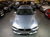 2012 BMW 3 SERIES 320D EFFICIENTDYNAMICS 2.0 4d £7950.00