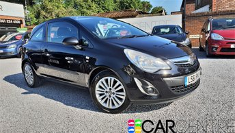 View our 2011 61 VAUXHALL CORSA 1.2 EXCITE AC 3d 83 BHP