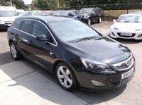 2012 VAUXHALL ASTRA 2.0 SRI CDTI 5d AUTO 162 BHP £5500.00