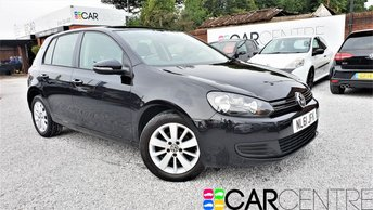 View our 2011 61 VOLKSWAGEN GOLF 1.6 MATCH TDI BLUEMOTION TECHNOLOGY 5d 103 BHP