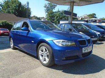 2008 BMW 3 SERIES 2.0 320D SE TOURING 5d 175 BHP £4695.00