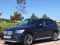 2010 BMW X1 2.0 XDRIVE23D SE 5d AUTO 201 BHP £7995.00
