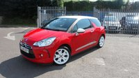 USED 2010 60 CITROEN DS3 1.6 DSTYLE 3d 120 BHP FULL LEATHER INTERIOR