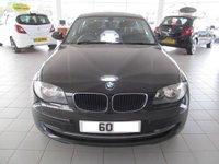 2010 BMW 1 SERIES 2.0 116I SPORT 3d 121 BHP £5500.00