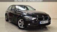 USED 2014 14 BMW 3 SERIES 2.0 320D EFFICIENTDYNAMICS 4d AUTO 161 BHP