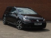 USED 2017 66 VOLKSWAGEN GOLF 2.0 GTI CLUBSPORT EDITION 40 DSG 5d AUTO 261 BHP
