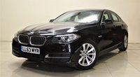 USED 2013 63 BMW 5 SERIES 2.0 520D SE 4d AUTO 181 BHP