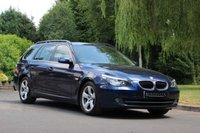 USED 2009 09 BMW 5 SERIES 2.0 520D SE BUSINESS EDITION TOURING 5d 175 BHP