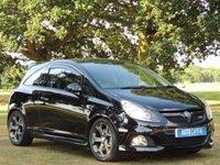 2010 VAUXHALL CORSA 1.6 VXR 3d 189 BHP £5999.00