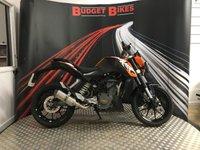 2011 KTM DUKE 125cc DUKE  £2290.00