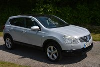 USED 2007 56 NISSAN QASHQAI 2.0 TEKNA 5d 140 BHP FSH PANORAMIC GLASS ROOF LEATHER XENONS CRUISE PARK AIDS