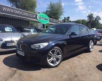 USED 2015 64 BMW 5 SERIES 3.0 530D M SPORT GRAN TURISMO 5d AUTO 255 BHP