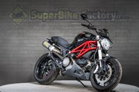 USED 2014 DUCATI MONSTER  GOOD & BAD CREDIT ACCCEPTED, OVER 500+ BIKES