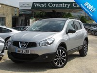 USED 2013 13 NISSAN QASHQAI 1.5 DCI 360 5d 110 BHP Practical Do Everything Family Car