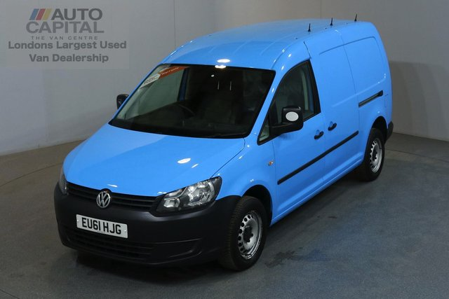 2011 61 VOLKSWAGEN CADDY MAXI 1.6 C20 TDI AUTO AIR CON PARKING SENSORS AUTO GEARBOX, AIR CONDITION