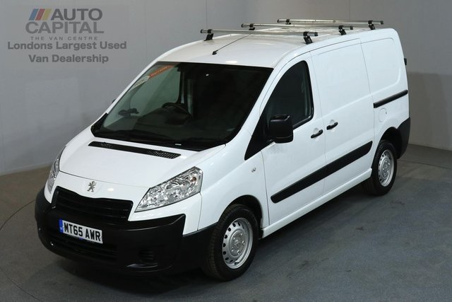 2015 65 PEUGEOT EXPERT 1.6 HDI 1000 PROFESSIONAL L1 H1 SWB LOW ROOF AIR CON ONE OWNER FROM NEW, MOT UNTIL 19/07/2019
