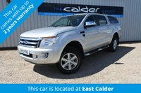 USED 2012 12 FORD RANGER 2.2 LIMITED 4X4 DCB TDCI 1d 148 BHP