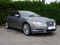 "USED 2011 11 JAGUAR XF 3.0 V6 PREMIUM LUXURY 4d AUTO 240 BHP Full Main Dealer Service History, Supplying Dealer + 1 Private Owner From New, Sat Nav, Low Mileage, Heated Front Seats, Rear Parking Sensors, 19"" Alloy Wheels, Cruise Control, Electric Memory Seats, Full Cream Leather, Finished In Grey Metallic Paintwork, On Board Computer, Climate Control, Heated Front Screen, Tinted Glass, 2 Keys, Drive Away In Under 1 Hour"