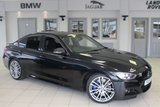USED 2015 15 BMW 3 SERIES 2.0 325D M SPORT 4d 215 BHP FULL LEATHER SEATS + FULL BMW SERVICE HISTORY + PRO SATELLITE NAVIGATION + 19 INCH DIAMOND CUT ALLOYS + BLUETOOTH + DAB RADIO + CRUISE CONTROL + PARKING SENSORS