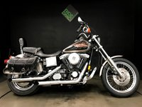 1997 HARLEY-DAVIDSON FXDL DYNA LOWRIDER 1340. ONLY 1274 MILES. FANTASTIC CONDITION £7500.00