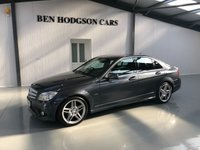 USED 2011 11 MERCEDES-BENZ C CLASS 1.8 C180 CGI BLUEEFFICIENCY SPORT 4d AUTO 156 BHP