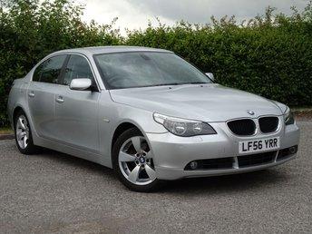 2006 BMW 5 SERIES 2.0 520D SE 4d £3500.00