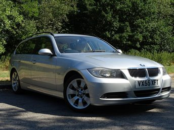2005 BMW 3 SERIES 2.5 325I SE TOURING 5d 215 BHP £4000.00