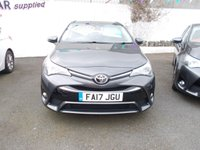 2017 TOYOTA AVENSIS 2.0 D-4D BUSINESS EDITION Estate 141 BHP £SOLD