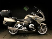 USED 2016 16 BMW R1200RT LE. 2016. 3500 MILES. FSH. GOOD CONDITION. TOP BOX