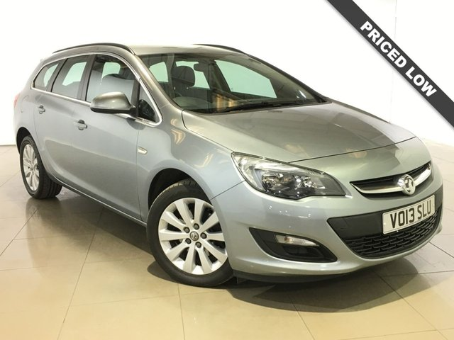 View our 2013 13 VAUXHALL ASTRA 2.0 TECH LINE CDTI 5d AUTO 163 BHP