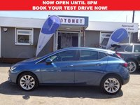 USED 2016 16 VAUXHALL ASTRA 1.4 ENERGY 5DR HATCHBACK 100 BHP ++++SUMMER SALE NOW ON+++