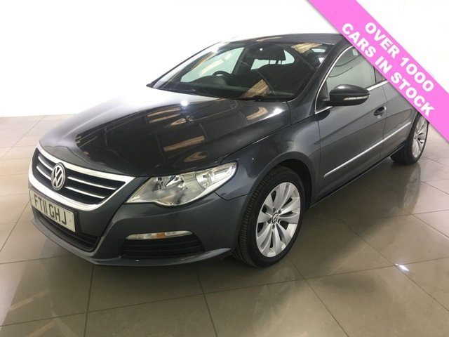 View our 2011 11 VOLKSWAGEN PASSAT 2.0 CC TDI BLUEMOTION TECHNOLOGY 4d 139 BHP