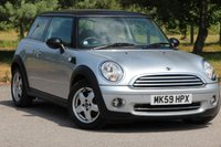 2009 MINI HATCH COOPER 1.6 COOPER 3d 118 BHP £4980.00