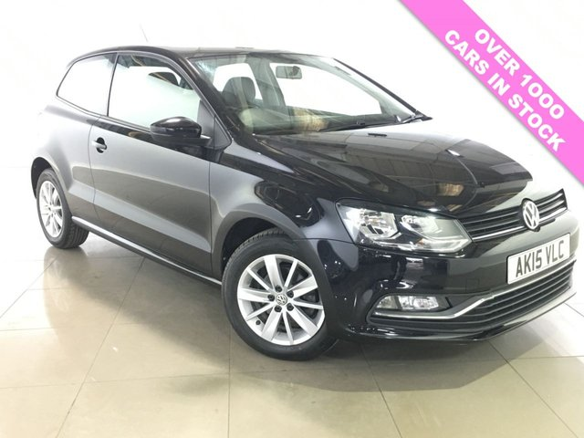View our 2015 15 VOLKSWAGEN POLO 1.0 SE 3d 60 BHP