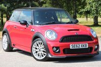 2012 MINI HATCH COOPER 1.6 COOPER S 3d 184 BHP £9480.00