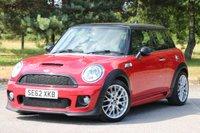 USED 2012 62 MINI HATCH COOPER 1.6 COOPER S 3d 184 BHP