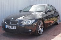 USED 2012 12 BMW 3 SERIES 2.0 320D M SPORT PLUS EDITION 2d 181 BHP FULL SERVICE HISTORY