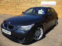 USED 2008 08 BMW 5 SERIES 2.0 520D M SPORT 4d 175 BHP