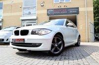 2009 BMW 1 SERIES 116I 2.0 SPORT 5 DOOR £6995.00