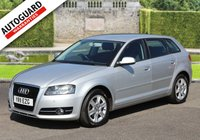 USED 2011 11 AUDI A3 1.6 TDI SE 5d 103 BHP Finance from only £34 p/w!